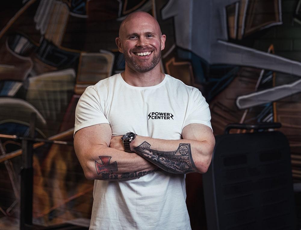Personal trainer Keravalla, Juha Mentula