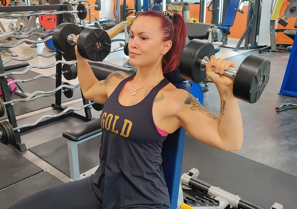 Personal trainer Keravalla, Anni Karinen